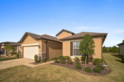 Ocala Single Family Home For Sale: 6516 SW 97th Terrace Road