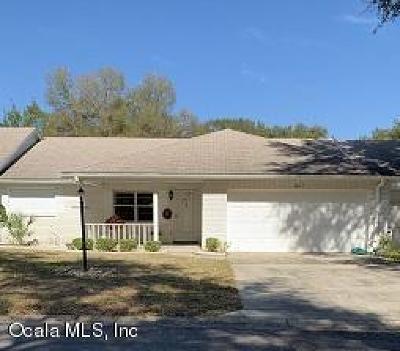 Ocala FL Single Family Home For Sale: $105,000