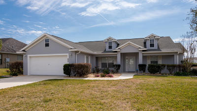 Ocala Single Family Home For Sale: 4724 SE 33rd Street