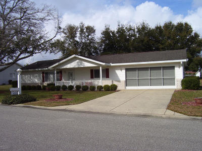 Spruce Creek So, Stonecrest, Spruce Creek Gc, The Villages-Marion Cty, The Village Single Family Home Pending: 9883 SE 178th Place