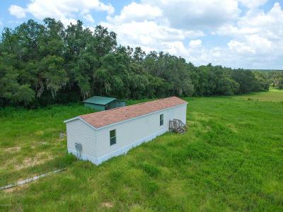 Morriston Farm For Sale: 15731 SE 72nd Place