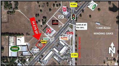 Ocala Residential Lots & Land For Sale: SW State Road 200