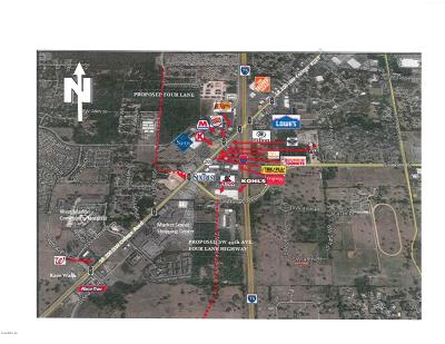 Ocala Residential Lots & Land For Sale: 4300 SW State Rd 200