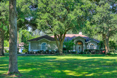 Ocala Farm For Sale: 1679 NW 114th Loop