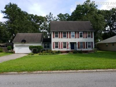 Ocala Single Family Home For Auction: 4553 SE 14th Street