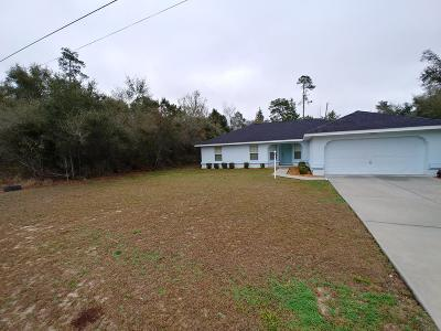 Marion Oaks North, Marion Oaks South, Marion Oaks Rnc Single Family Home For Sale: 15929 SW 23rd Court Road