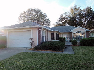 Ocala Single Family Home For Sale: 11632 SW 70th Court