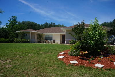Ocala Single Family Home For Sale: 4946 NW 76th Ct Court