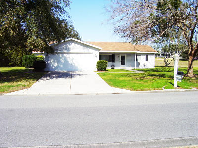 Summerfield FL Single Family Home For Sale: $157,500