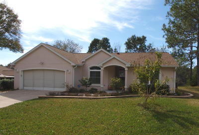 Ocala Single Family Home For Sale: 11548 SW 72nd Circle