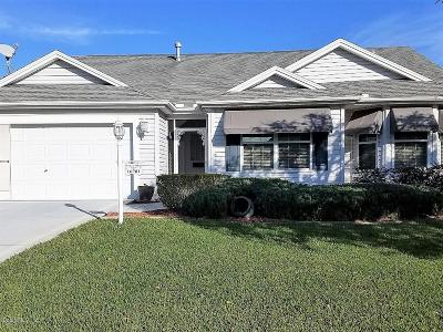 The Villages Single Family Home For Sale: 16701 SE 78th Live Oak Avenue