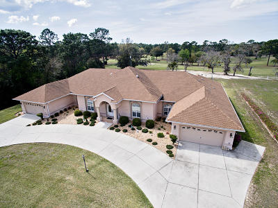 Dunnellon Single Family Home For Sale: 8540 SW 204th Court