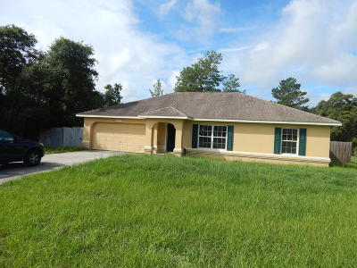 Marion Oaks North, Marion Oaks South, Marion Oaks Rnc Single Family Home For Sale: 13367 SW 29th Circle
