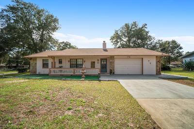 Ocala Single Family Home For Sale: 2170 NE 45 Street