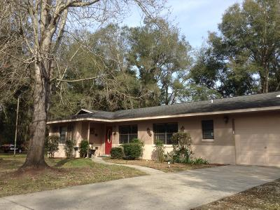 Ocala Single Family Home For Sale: 6095 NW 59th Ave Avenue