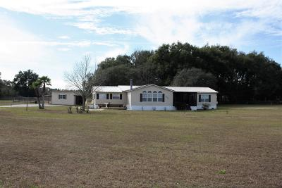 Ocala Mobile/Manufactured For Sale: 2070 SW 75th Avenue