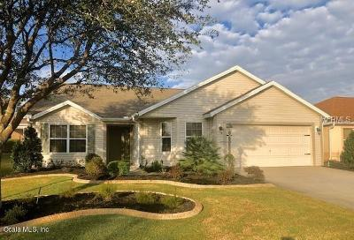 The Villages Single Family Home For Sale: 497 Little River Path