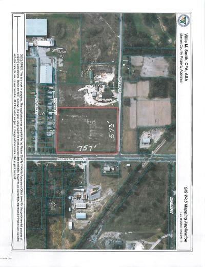 Ocala Residential Lots & Land For Sale: 1901 NW Martin Luther King Avenue