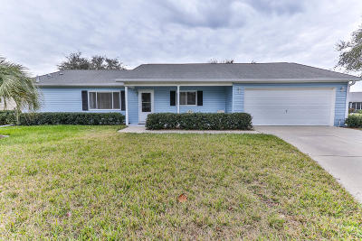 Dunnellon Single Family Home For Sale: 11398 SW 138th Place