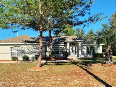 Marion Oaks North, Marion Oaks South, Marion Oaks Rnc Single Family Home For Sale: 229 Marion Oaks Manor