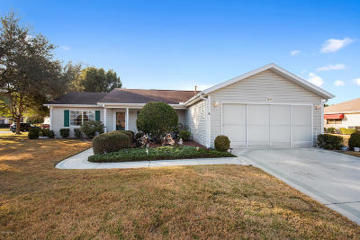 Spruce Creek Gc Single Family Home For Sale: 9875 SE 138th Loop