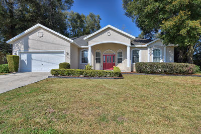 Ocala Single Family Home For Sale: 4829 SE 24th Street