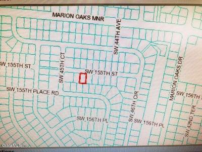 Residential Lots & Land For Sale: SW 155th Street