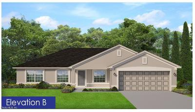Belleview FL Single Family Home For Sale: $224,350