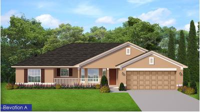 Belleview FL Single Family Home For Sale: $203,150