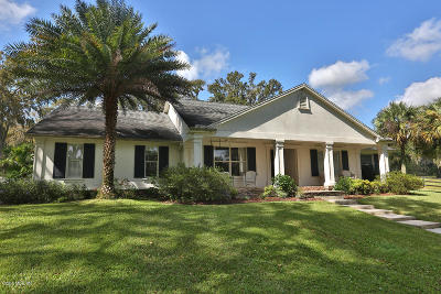 Ocala Farm For Sale: 8390 NW 60 Avenue
