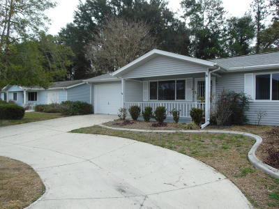 Oak Run Single Family Home For Sale: 10857 SW 80th Court