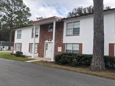 Ocala Condo/Townhouse For Sale: 1416 SE 27th Street #G