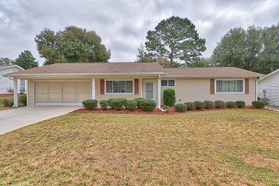 Oak Run Single Family Home For Sale: 11539 SW 89th Court
