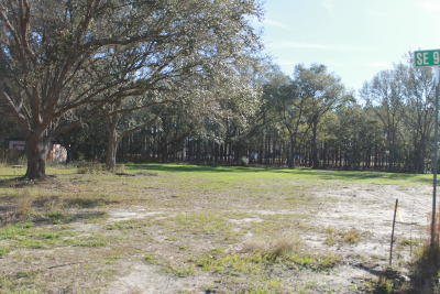 Belleview Residential Lots & Land For Sale: 10949 SE 94th Ave Avenue