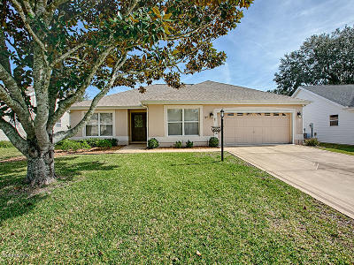 The Villages Single Family Home For Sale: 709 Del Rosario Street