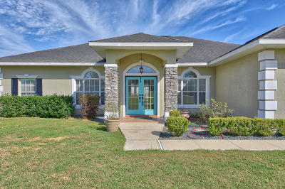 Summerfield Single Family Home For Sale: 10069 SE Sunset Harbor Road