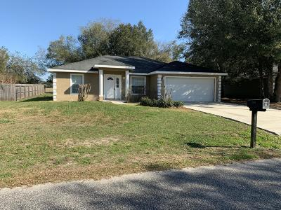 Belleview Single Family Home For Sale: 7387 SE 116th Street Road #b