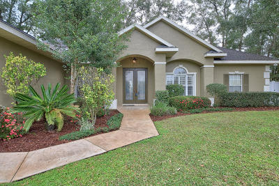 Ocala Single Family Home For Sale: 5730 SW 42nd Place