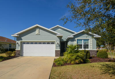 Ocala Single Family Home For Sale: 9535 SW 94th Loop
