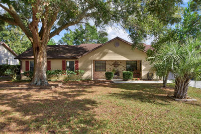 Ocala Single Family Home For Sale: 3303 NW 44th Terrace