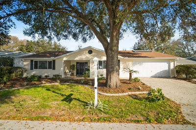 Ocala Single Family Home For Sale: 8028 SW 108th Loop