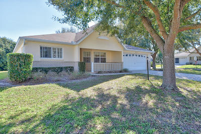 Ocala Single Family Home For Sale: 9759 SW 99th Avenue