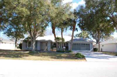 Ocala Single Family Home For Sale: 8571 SW 61st Court