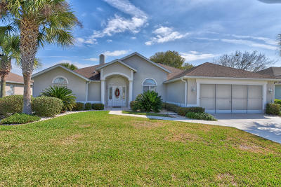 Ocala Palms Single Family Home For Sale: 2305 NW 51st Terrace