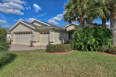 Ocala Single Family Home For Sale: 15869 SW 11th Court Road