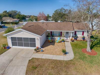 Spruce Creek So, Stonecrest, Spruce Creek Gc, The Villages-Marion Cty, The Village Single Family Home For Sale: 17986 SE 106th Terrace