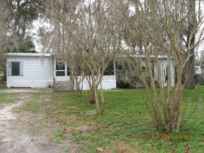 Mobile/Manufactured For Sale: 8420 SW 2nd Court