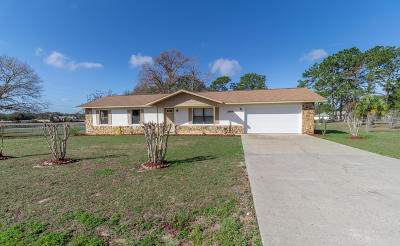Summerfield Single Family Home Pending: 14710 SE 97 Court