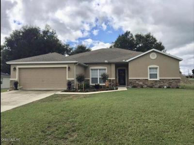 Ocala Single Family Home For Sale: 6620 SW 64th Court