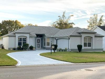 The Villages Single Family Home For Sale: 1008 Ventura Drive